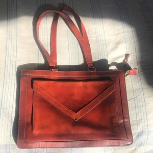 Handbags - Vintage Leather Bag